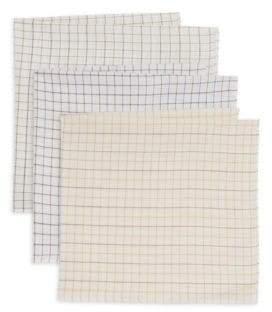 Barbour Set of Three Cotton Handkerchiefs
