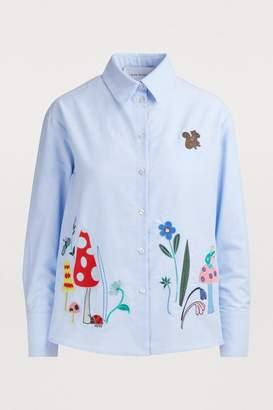 Mira Mikati Oversize shirt