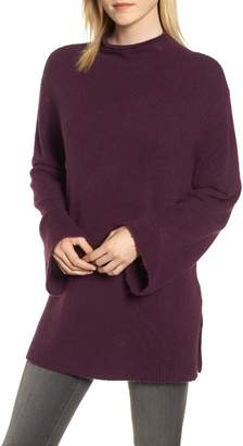 Chelsea28 Mock Neck Tunic