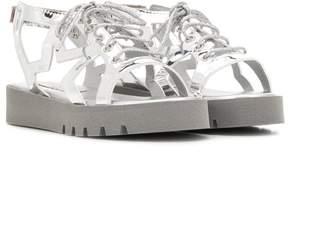 Stella McCartney lace-up sandals