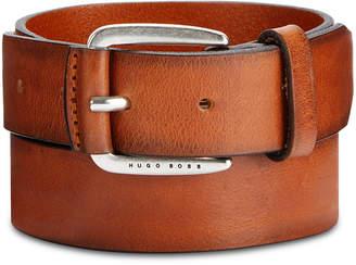 BOSS Men's Jago Casual Leather Belt