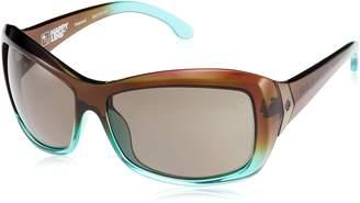 SPY Optic Women's Farrah 673011552355 Oval Sunglasses