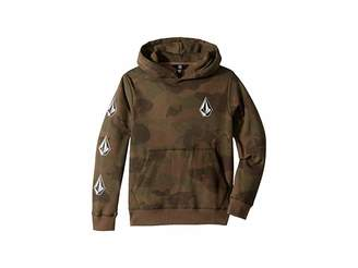 Volcom Deadly Stones Pullover Hoodie (Big Kids)