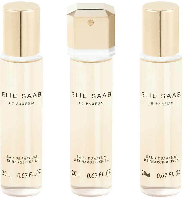 Elie Saab Le Parfum Eau de Parfum Purse Spray Refills