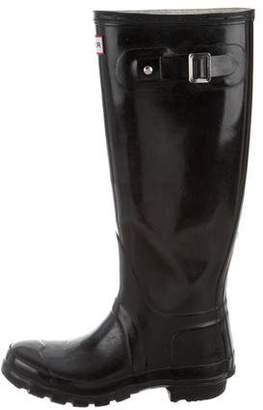 Hunter Rubber Rain Boots