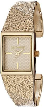 Steve Madden Women's Quartz -Tone and Alloy Fashion Watch