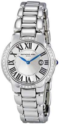 Raymond Weil Women's 5229-STS-00659 Jasmine Diamond Stainless- Bracelet Watch
