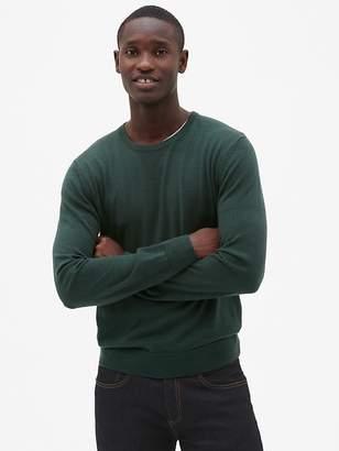 Gap Crewneck Pullover Sweater in Pure Merino Wool