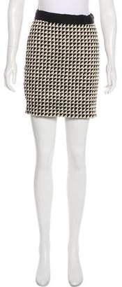 3.1 Phillip Lim Twill Mini Skirt