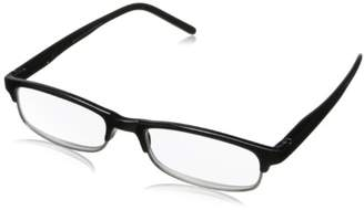 Peepers Men's Provocateur Rectangle Reading Glasses
