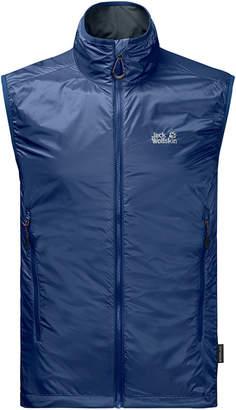 Jack Wolfskin Men's Air Lock Vest from Eastern Mountain Sports