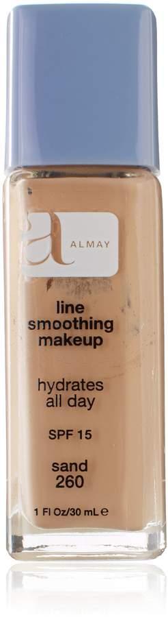 Almay Line Smoothing Liquid Makeup, Sand, 1 Fluid Ounce