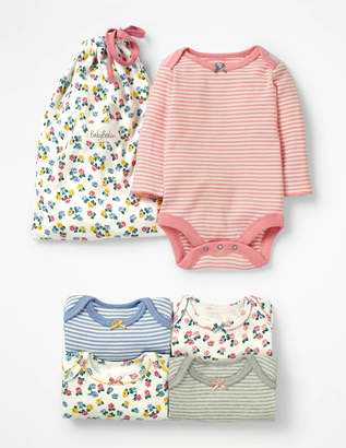 Boden 5 Pack Printed Bodies