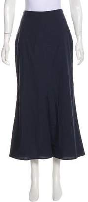 Pauw A-Line Midi Skirt