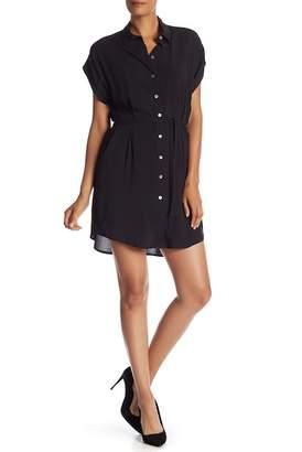 LAMARQUE Silk Shirtdress