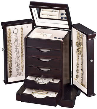 FINE JEWELRY Java Modern 5-Drawer Jewelry Box