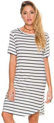 Element Remy Ss Tee Dress $39.95 thestylecure.com