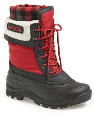 Kamik 'Sugarloaf' Waterproof Boot
