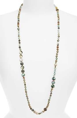 Chan Luu Semiprecious Stone Necklace