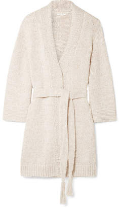 Skin - Kadis Organic Cotton Robe - Ivory