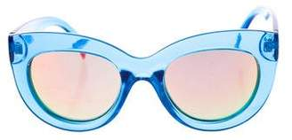 Quay Delilah Cat-Eye Sunglasses