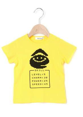 SLAP SLIP (スナップ スリップ) - SLAP SLIP ブロックロゴTシャツ ベベ オンライン ストア カットソー