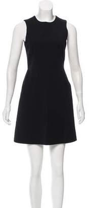 Theory Sleeveless Mini Dress