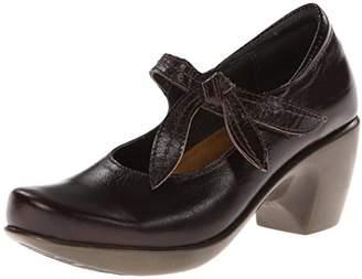 Naot Footwear Women's Pleasure Leather Mary Jane Shoe