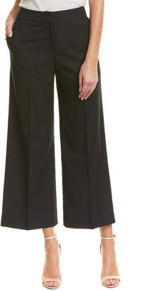 James Jeans Navy Wide Leg Trouser