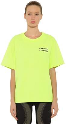 Misbhv Hardcore Pleasures Print Cotton T-Shirt
