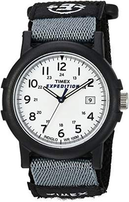 Timex Men's T49713 Expedition Camper Analog Quartz Watch