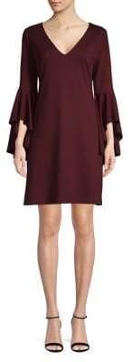 Bailey 44 Classic Bell-Sleeve Shift Dress