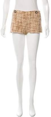 Marc Jacobs Mini Tweed Shorts