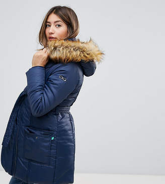 Modern Eternity 3 In 1 Quilted Parka