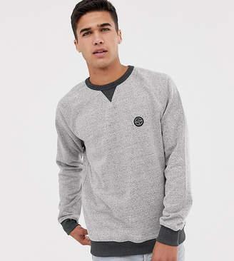 Volcom fleece in gray