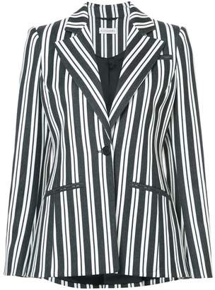 Altuzarra belted striped blazer
