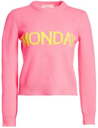 Alberta Ferretti Days Of The Week Monday Sweater