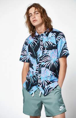Hurley Koko Short Sleeve Button Up Shirt
