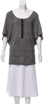 Yigal Azrouel Oversize Knit Top