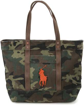 Polo Ralph Lauren Camouflage Tote