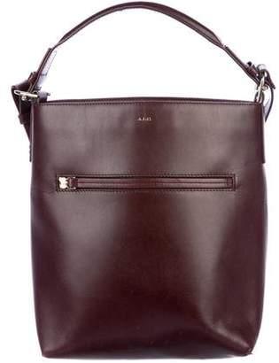 A.L.C. Leather Luke Bucket Bag