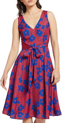 ModCloth Cutout Back Dress