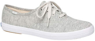 Keds Womens Champion Round Toe Slip-On Shoe