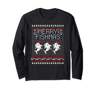 Merry Fishmas Sweater