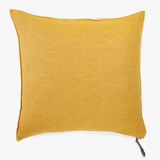 Maison de Vacances Washed Linen Pillow Ochre