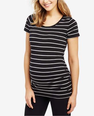 BumpStart 2-Pk. T-Shirt, Striped & Pink