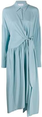Christian Wijnants maxi shirt dress
