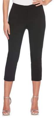 Rafaella Plus Slim Capri Pants