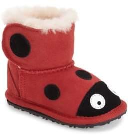 Emu 'Ladybug' Boot