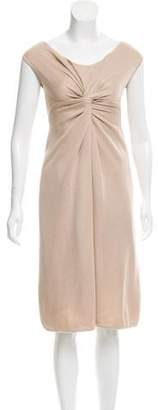 Giambattista Valli Silk Knit Dress